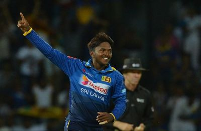Akila Dananjaya reported for suspect bowling action in Galle Test vs England