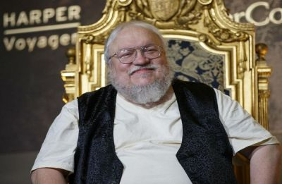 Felt pressure to write well post 'GOT' success, says George RR Martin