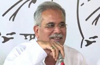 Day after resignation, Congress ex-Chhattisgarh vice-president Ghanaram Sahu joins BJP