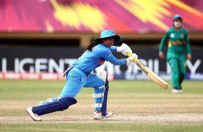 Mithali Raj fifty helps India crush Pakistan in Women's World T20 dramatic clash