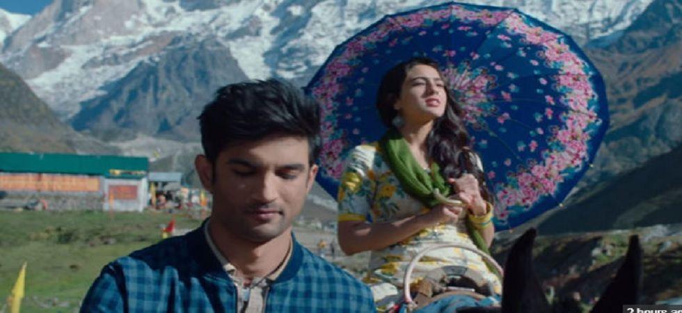 Kedarnath Trailer: Love overcomes all (Twitter)