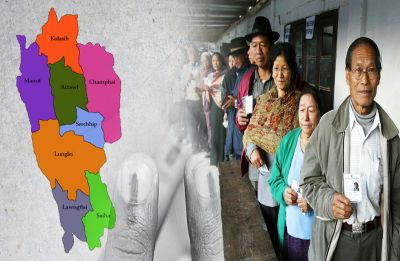 Mizoram Assembly Elections: 76% licensed gun owners deposit arms ahead of polls