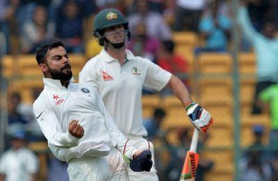 Virat Kohli on sledging against Australia: We gave it back, never started it