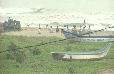Cyclone Gaja: Navy on high alert as storm to make landfall in Tamil Nadu today