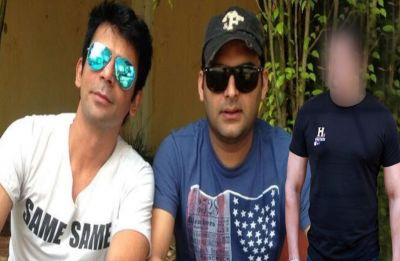 Kapil Sharma, Sunil Grover reunited by THIS Khan