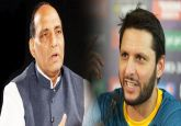 Shahid Afridi right in saying that Pakistan doesn't need Kashmir, says Home Minister Rajnath Singh