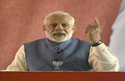 Modi in Gwalior: Madhya Pradesh is no more a Bimaru state, says PM