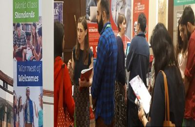 Education fair organised for Indian students aspiring to study in Ireland