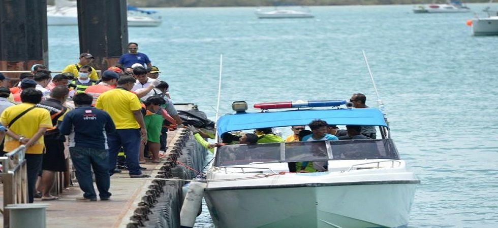 Thai officials recover boat that sank, killing 47 Chinese (File Photo- Twitter)