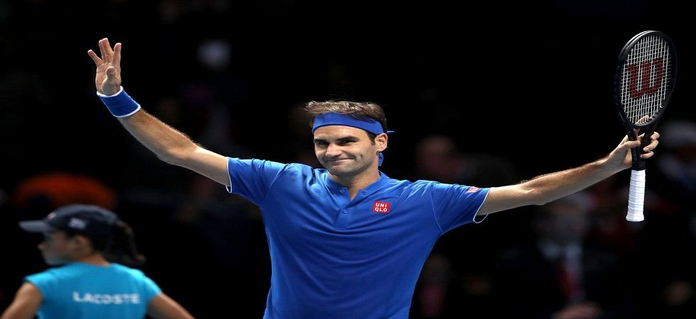 Roger Federer ended 2018 with four titles, including the Australian Open as he lost in the semi-finals to Alexander Zverev. (Image credit: Twitter)
