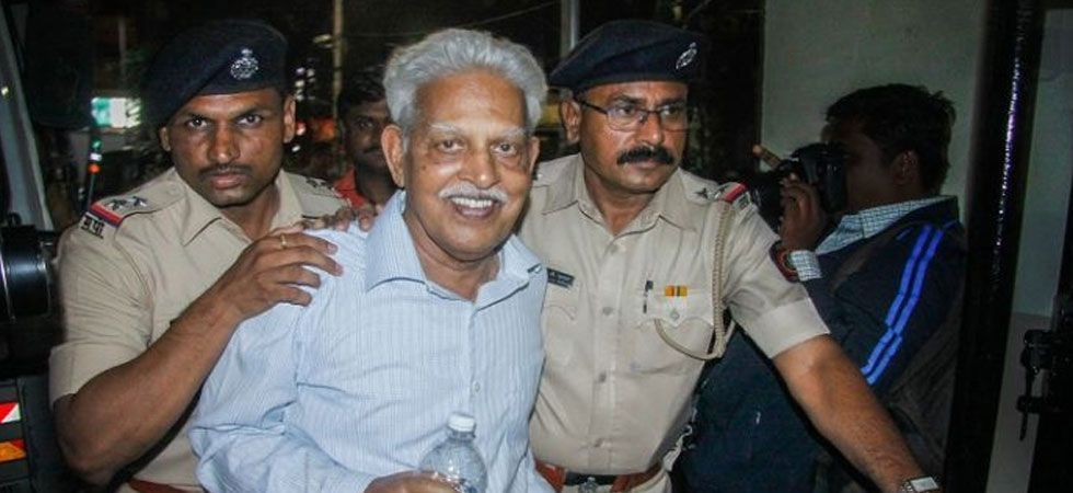 Activist Varavara Rao