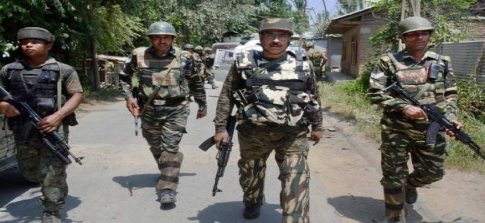 Jammu and Kashmir: Militants attack CRPF camp in Pulwama, head constable killed (Representational Photo)