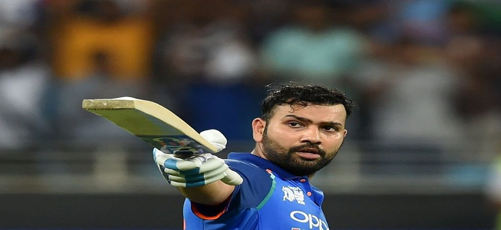 Rohit Sharma has said India is determined to make a mark in Australia this time in order to get momentum for the 2019 World Cup. (Image credit: Twitter)
