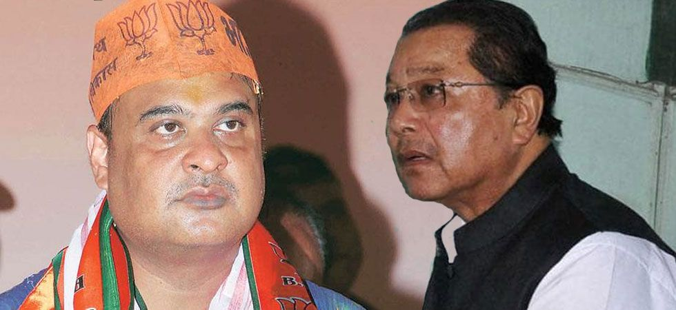 BJP Mizoram elections in charge Himanta Biswa Sarma (Left), Mizoram CM Lal Thanhawla (Photo: PTI/File)
