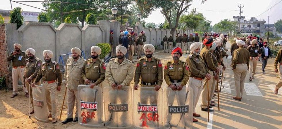 Amritsar attack accused arrested: Punjab CM Amarinder Singh (PTI Photo)