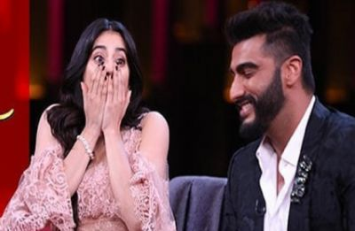 Koffee With Karan 6: Arjun embarrassed to talk about his personal life in front of sister Janhvi