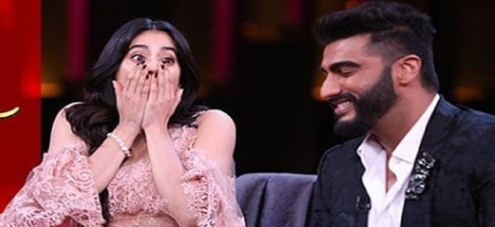 Koffee With Karan 6: Arjun embarrassed to talk about his personal life in front of sister Janhvi (Instagram)