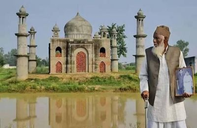 A love story of an Indian postman who built the second Taj Mahal for his begum