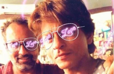 Aanand L Rai begs Shah Rukh Khan to leave him alone, find out why