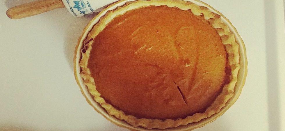 Love pumpkin-pies? Thank mammoth poop! (Photo: Twitter)