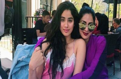 Janhvi Kapoor opens up on mother Sridevi's death: What happened was too heavy, still in shock