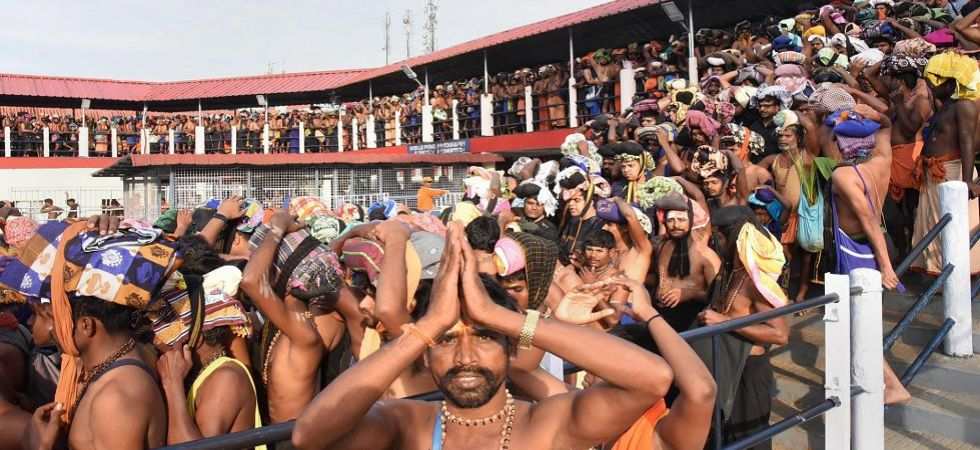 Sabarimala Temple to allow entry of women exclusively for two days (Photo Source: PTI)