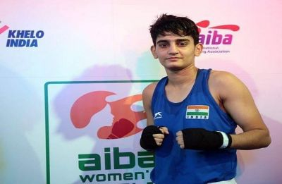 Sonia Chahal assured of silver, enters 57kg featherweight final in Women's World Boxing Championship
