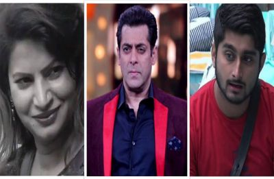 Bigg Boss 12: Salman Khan miffed with Deepak and Megha for using inappropriate language!