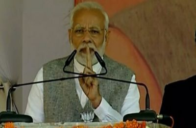 Madhya Pradesh Elections: PM Modi slams Congress for dragging his mother in polls
