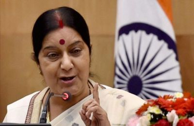 Sushma Swaraj not to attend Kartarpur corridor groundbreaking ceremony in Pakistan