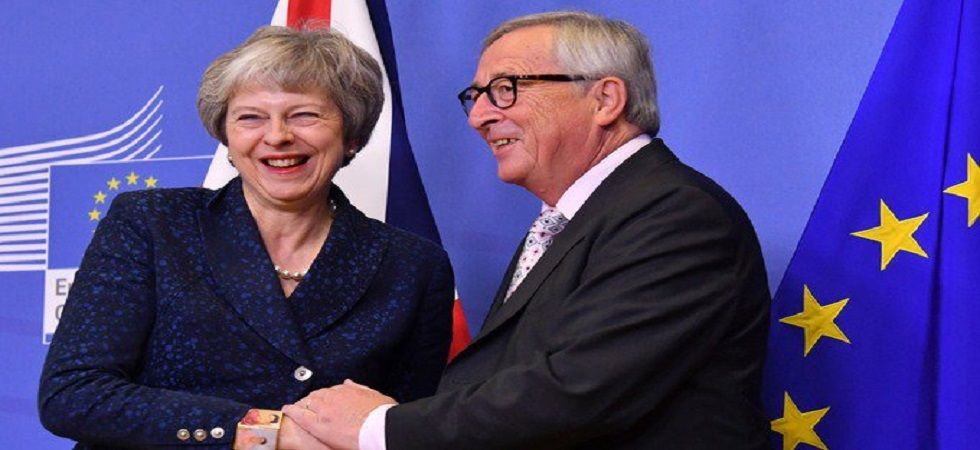 EU leaders to sign off 'tragic' Brexit deal (Photo- Twitter)