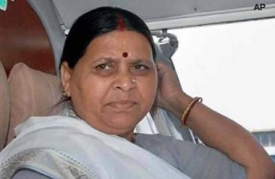 RJD leader Rabri Devi backs construction of Ram Temple in Ayodhya, says consensus is needed