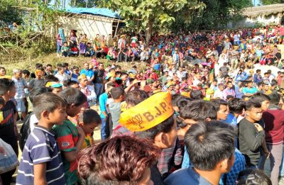 Campaigning ends in Madhya Pradesh, Mizoram, stage set for Assembly polls on November 28