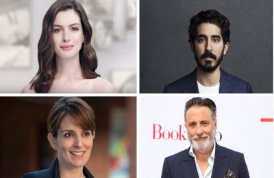 Dev Patel, Anne Hathaway and Tina Fey to star in anthology series 'Modern Love'
