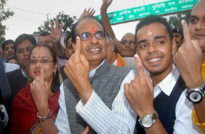 Litmus tests for Shivraj Singh Chouhan, Lal Thanhawla as Madhya Pradesh, Mizoram go to polls today