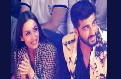 Malaika Arora's reaction on Arjun Kapoor's Koffee With Karan episode is Hot!