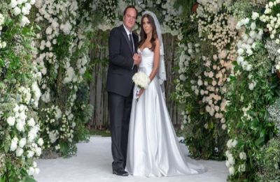 Quentin Tarantino and Israeli girlfriend Daniella Pick wed in private ceremony