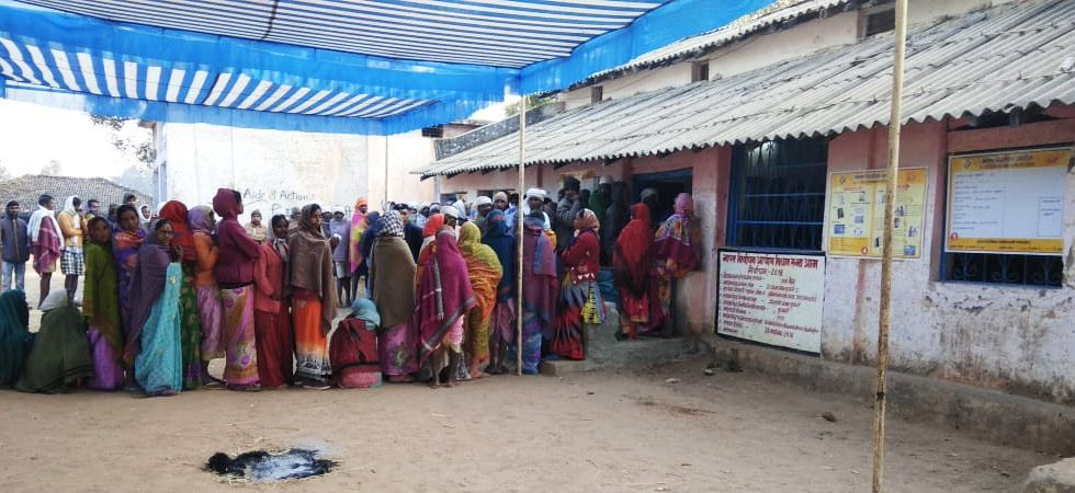 The polling in Madhya Pradesh on Wednesday registered a good 13 per cent increase in voters' turnout when compared to the 2014 Lok Sabha polls (File photo)