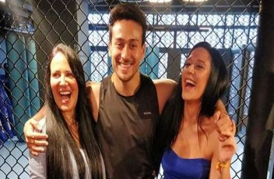 Tiger Shroff and Krishna Shroff give away major sibling fitness goals, find out here