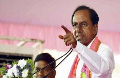 Telangana Elections 2018: KCR lashes out at man in rally, Congress calls him 'dictator'