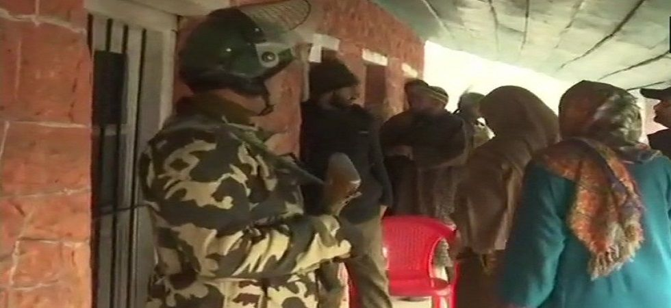 J-K panchayat polls: Voting in sixth phase underway amid tight security
