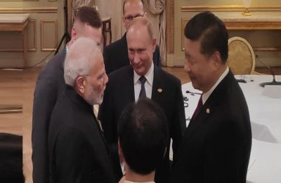 After gap of 12 years, Russia, India, China, resume RIC trilateral summit