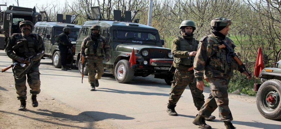 J-K: 2 soldiers dead, 2 injured after mine blast in Akhnoor sector (Photo Source: PTI)