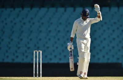 Murali Vijay provides relief to opening conundrum with superb ton in warm-up game against Cricket Australia XI