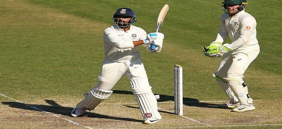Murali Vijay's aggressive century has made him ready for the first Test against Australia starting on December 6 in Adelaide. (Image credit: Twitter)