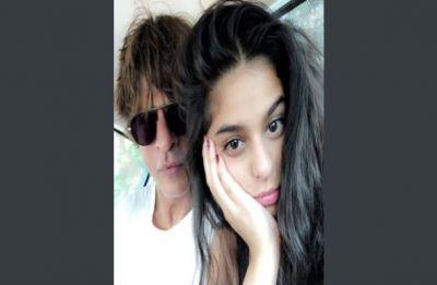 Shah Rukh Khan lauds his 'Juliet' star Suhana Khan