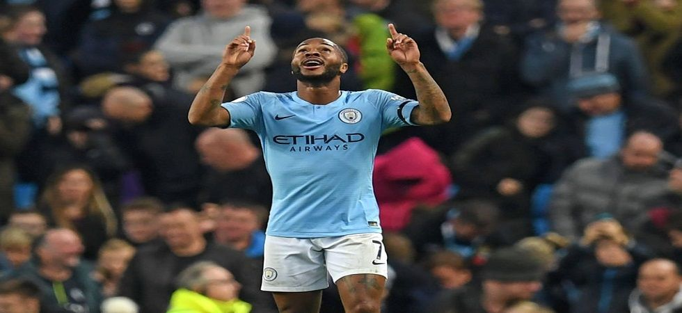 Raheem Sterling scored for Manchester City as they secured their sixth consecutive win in the Premier League. (Image credit: Twitter)