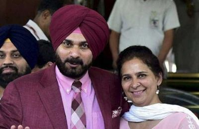 Navjot Kaur backs husband as more Punjab ministers hit out at Navjot Singh over 'captain' jibe