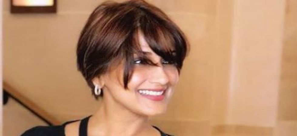 Sonali Bendre returns to Mumbai for a short 'happy interval' (Instagrammed photo)