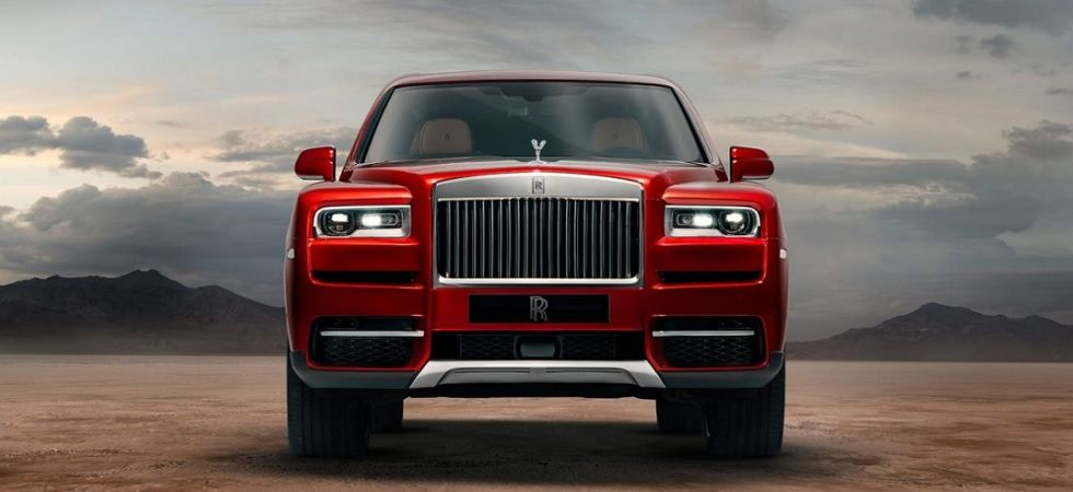 India's most expensive SUV arrives in India (Rolls Royce Website)